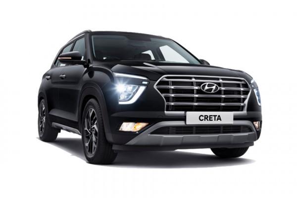 Hyundai Creta 2020 variant