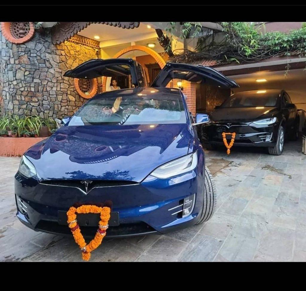 Tesla image from TeslaNepal