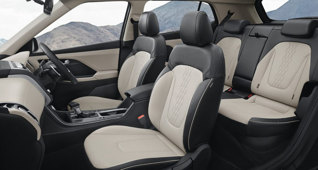 All New Hyundai Creta Interior