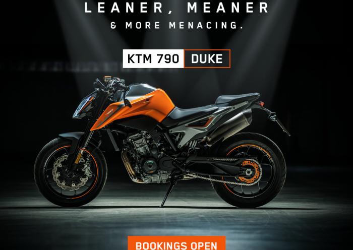 KTM DUKE 790 Banner